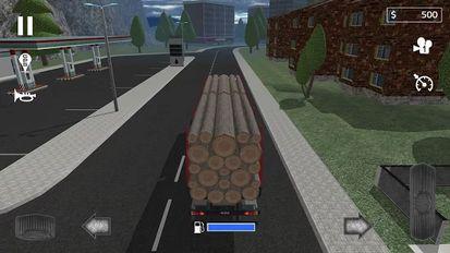 Cargo transport simulator мод много денег скачать на андроид